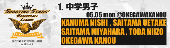 1. 中学男子 05/05(月)