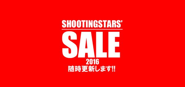 SHOOSTA SALE